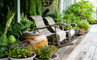 Bring These Houseplants Outside for Summer Garden Decor